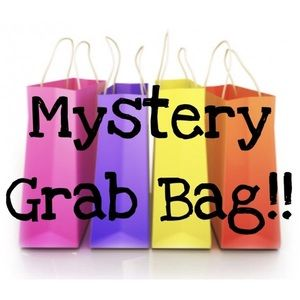 Womens clothing grabs bags
